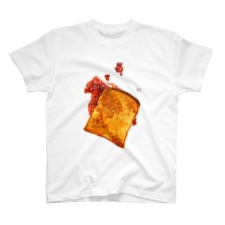 失敗パン Tシャツ