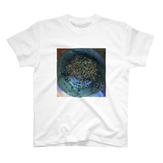 手の中の宇宙 Tシャツ