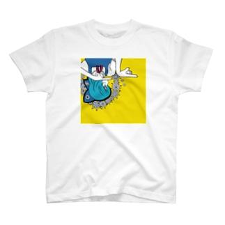 マトリョシカチルノ Tシャツ