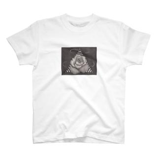 遠い記憶 -早春- Tシャツ