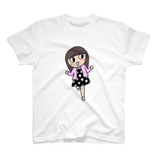 さわやかみやこ Tシャツ