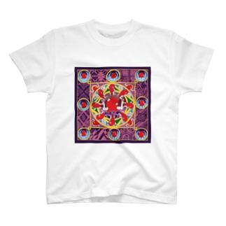 曼荼羅TARACOちゃん Tシャツ
