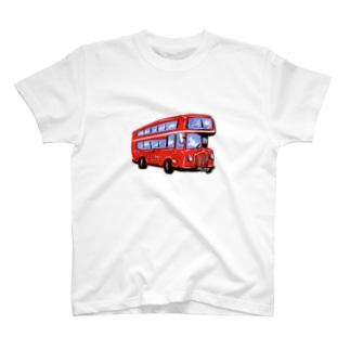ロンドンバス Tシャツ