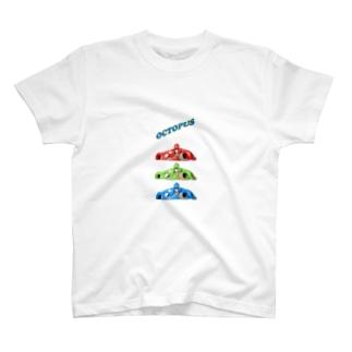 OCTOPUS Tシャツ