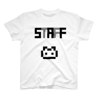 STAFF(ドット) Tシャツ