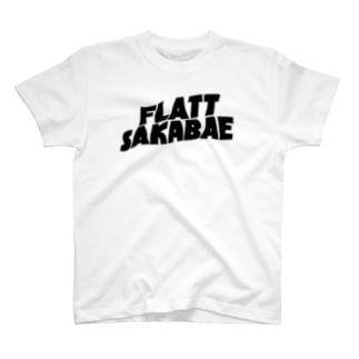 FLATT SAKABAE Tシャツ