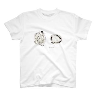 kikagaku_ofwhite Tシャツ
