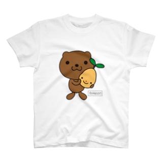 TOMONIくま(カラー) Tシャツ