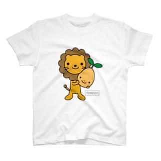 TOMONIらいおん(カラー) Tシャツ
