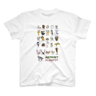 ANIMALS/ Tシャツ