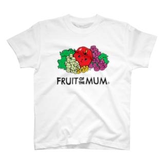 Fruit of the Mum Tシャツ