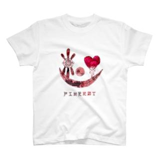 PIERROT Tシャツ