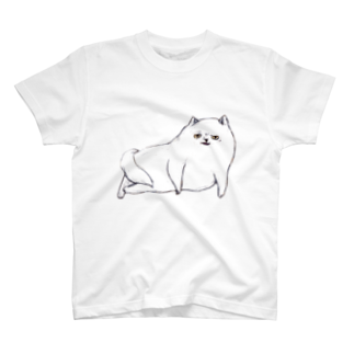 アコルのクイーンねこ Tシャツ