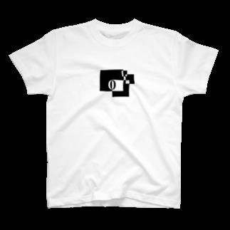 シンプルデザイン:Tシャツ・パーカー・スマートフォンケース・トートバッグ・マグカップのシンプルデザインアルファベットOTシャツ