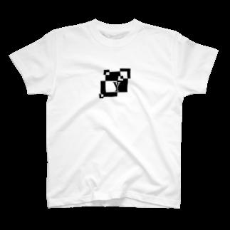 シンプルデザインアルファベットY Tシャツ