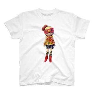 ますくちゃん Tシャツ