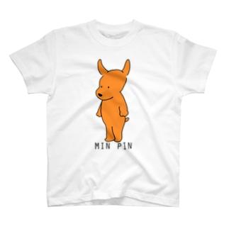 MIN PIN Tシャツ