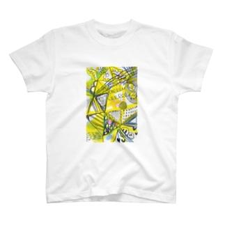 レモンロックヤロー Tシャツ