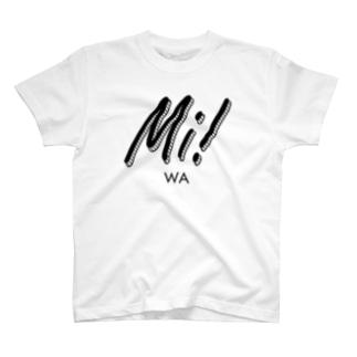 miwa Tシャツ