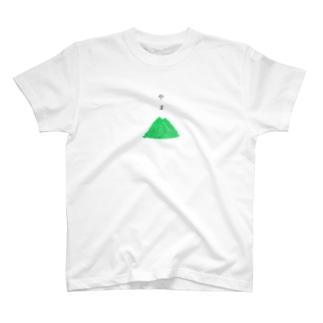 やま▲ Tシャツ