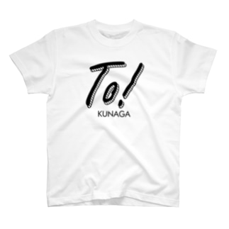tokunaga Tシャツ