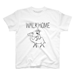 WALK HOME Tシャツ