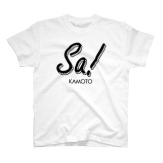 sakamoto Tシャツ