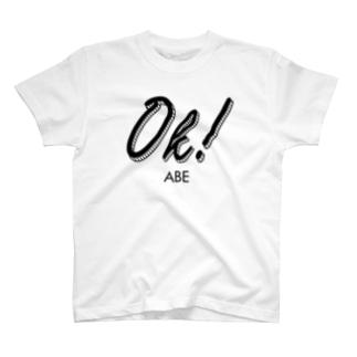 okabe Tシャツ