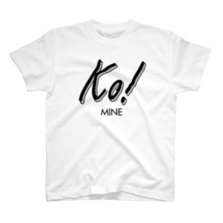 komine Tシャツ