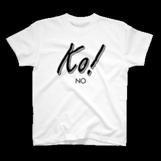tocaiのkonoTシャツ