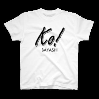 tocaiのkobayashiTシャツ