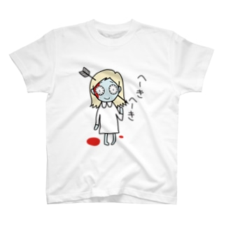 ミミー the へーきへーき Tシャツ