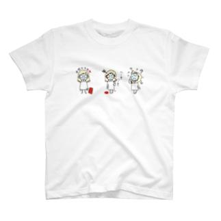 ミミー the トリオ Tシャツ