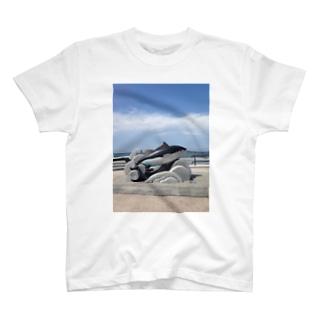本州最北端のマグロ Tシャツ