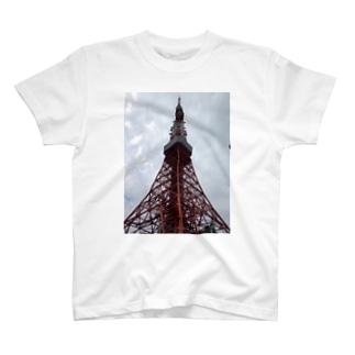 東京タワー Tシャツ