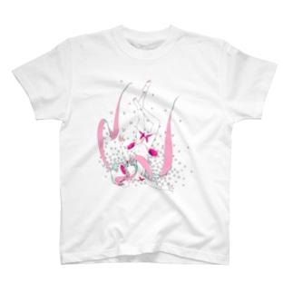 Xennaキラキラ Tシャツ