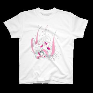 MAYAのXennaキラキラTシャツ