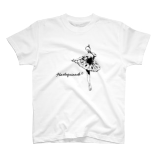 Harlequinade Tシャツ