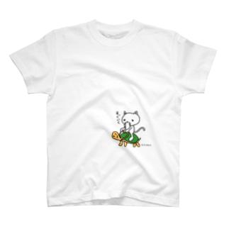 ねこ仙人~すぐいく~ Tシャツ