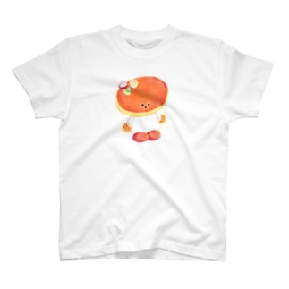 パンケーキちゃん(全身) Tシャツ