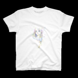 あわ Tシャツ