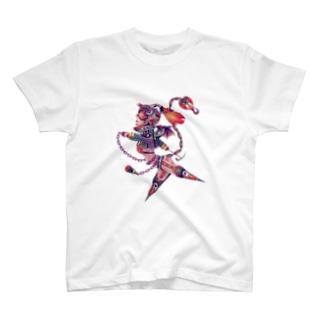 螺子 Tシャツ