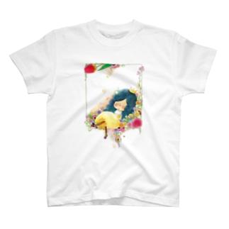花籠 Tシャツ