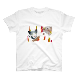 茂田くんちの坂田さん Tシャツ