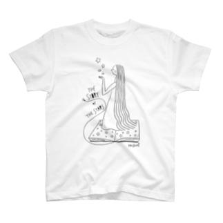 DailyDoodle ほしのほん Tシャツ