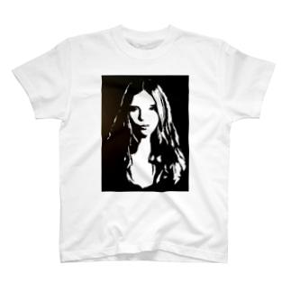 girl No.2 Tシャツ