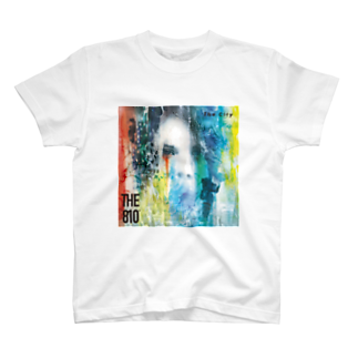 THE810xのThe City Tシャツ