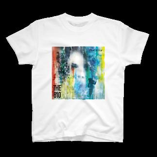 THE810xのThe CityTシャツ