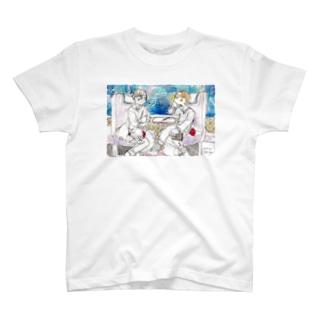 銀河鉄道の夜 Tシャツ