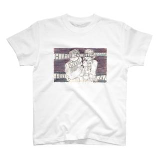 最終電車 Tシャツ